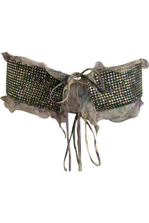 Emanuel Ungaro Multicolour Silk Belts