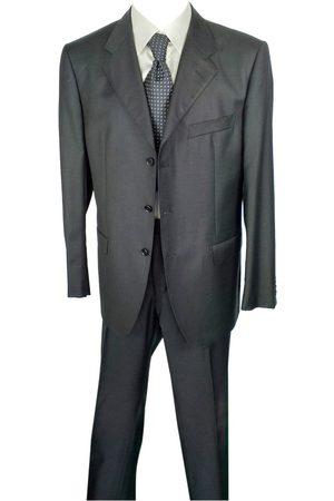 GUY LAROCHE Grey Wool Suits