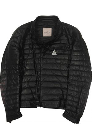 Moncler Leather Jackets
