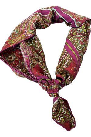 MANTERO VIII Multicolour Silk Scarves