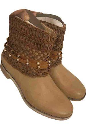 AUTRE MARQUE Leather Boots