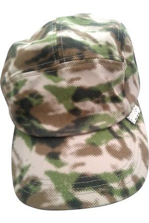 STUSSY Cotton Hats & Pull ON Hats