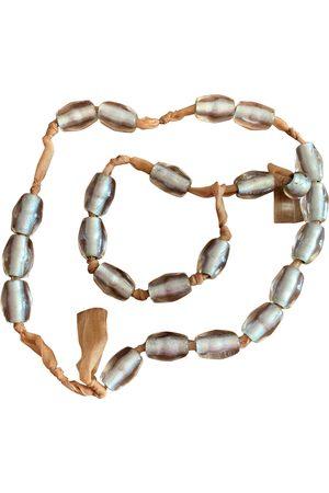 Coccinelle Ecru Plastic Jewellery Sets