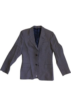 EDITIONS M.R Navy Cotton Jackets