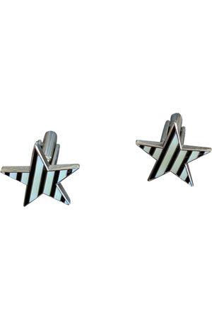AGNÈS B. Men Cufflinks - Metallic Metal Cufflinks