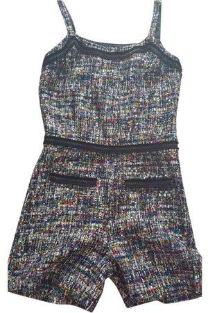 Moschino Wool jumpsuit