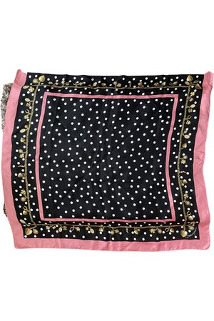 Dolce & Gabbana Women Scarves - Multicolour Silk Scarves