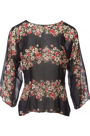 Dolce & Gabbana Multicolour Silk Trench Coats