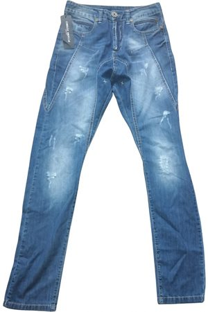 FRANKIE MORELLO Straight jeans