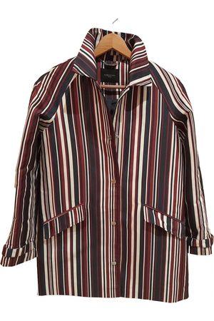 Cortefiel Multicolour Cotton Trench Coats