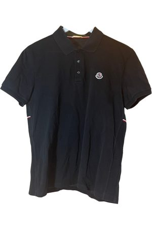 Moncler Men Polo Shirts - Cotton Polo Shirts
