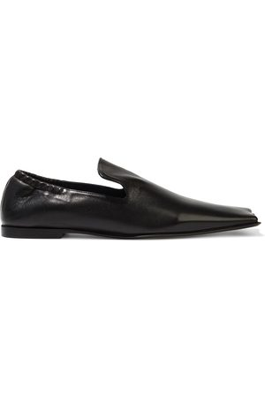 Miista Woman Lenore Leather Loafers Size 37