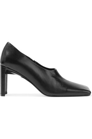 Miista Woman Demetria Leather Pumps Size 36