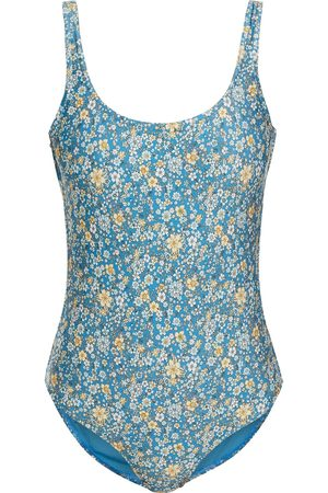 ZIMMERMANN Woman Carnaby Floral-print Swimsuit Size 0