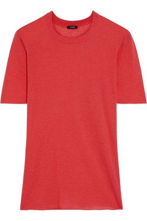 Joseph Woman Cashmere T-shirt Bright Size L