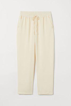 H&M Pull-on Lyocell-blend Pants