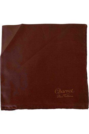 Charvet Men Pocket Squares - Silk Scarves & Pocket Squares