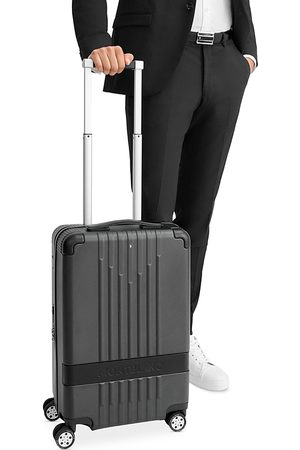 Mont Blanc Men Luggage - #MY4810 Cabin Compact Trolley Suitcase