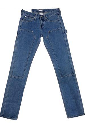 Helmut Lang Cotton Jeans