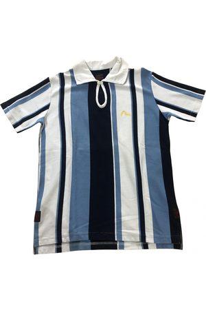 Evisu Multicolour Cotton Polo Shirts