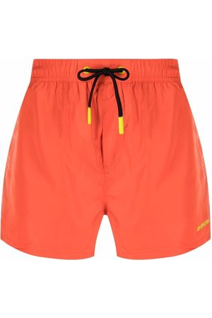 Diesel Men Swim Shorts - Drawstring swim shorts