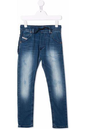 Diesel Boys Skinny - Skinny-cut denim jeans