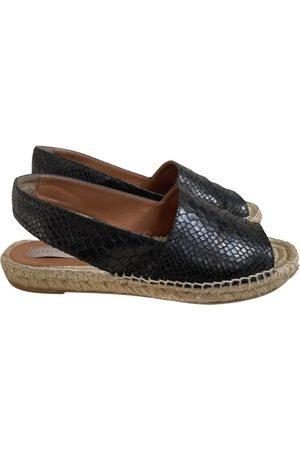 Stella McCartney Vegan leather espadrilles