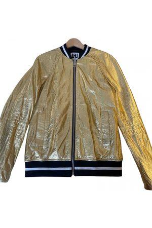 Les Hommes Leather jacket