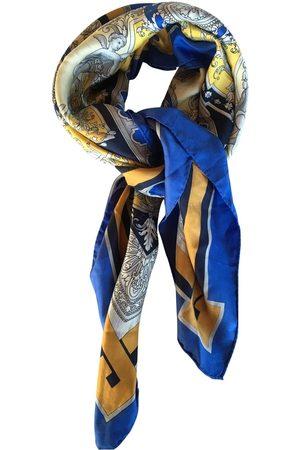 CLAUDE MONTANA Silk Scarves