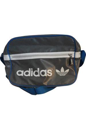 adidas Anthracite Polyester Small Bags\, Wallets & Cases