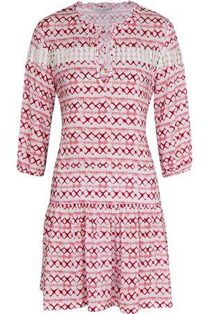 Heidi Klein Penida printed tunic dress