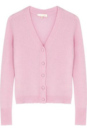 LOVESHACKFANCY Prescott wool-blend cardigan