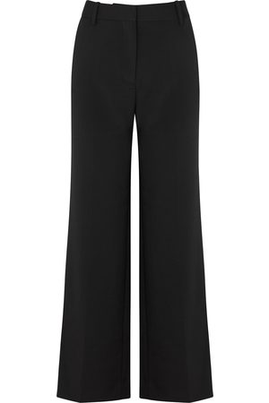 Victoria, Victoria Beckham Straight-leg twill trousers