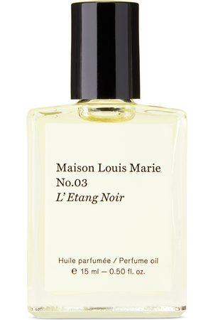 Maison Louis Marie Fragrances - No. 03 L'Etang Noir Perfume Oil, 15 mL