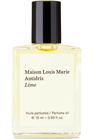 Maison Louis Marie Fragrances - Antidris Lime Perfume Oil, 15 mL