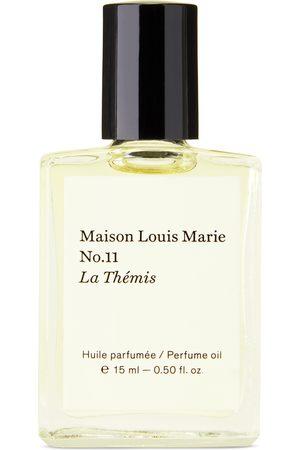 Maison Louis Marie Fragrances - No. 11 La Thémis Perfume Oil, 15 mL
