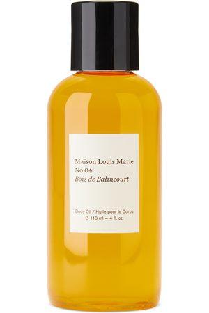 Maison Louis Marie No. 04 Bois De Balincourt Body Oil, 118 mL
