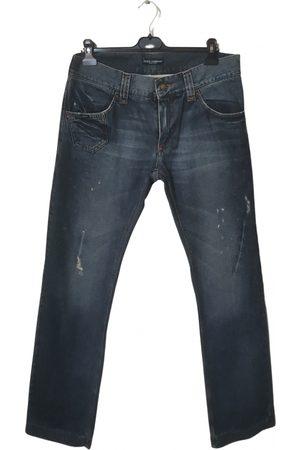 Dolce & Gabbana Straight jeans