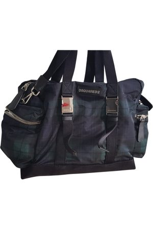 Dsquared2 Navy Synthetic Bags