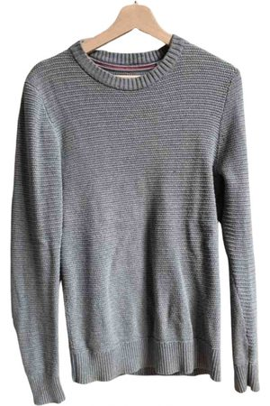 Esprit Grey Cotton Knitwear & Sweatshirt