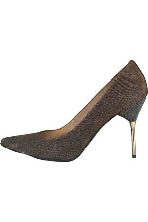 RUSSELL & BROMLEY Cloth heels