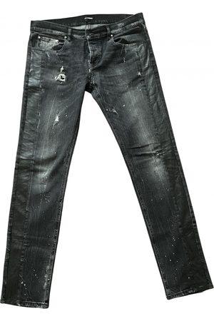 Les Hommes Cotton Jeans