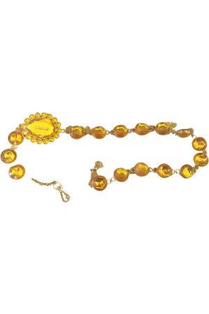 Miu Miu Glass Necklaces