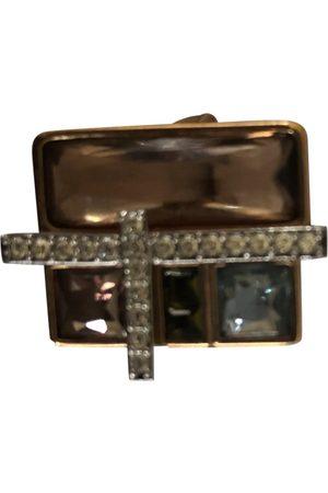 Swarovski Multicolour Metal Rings