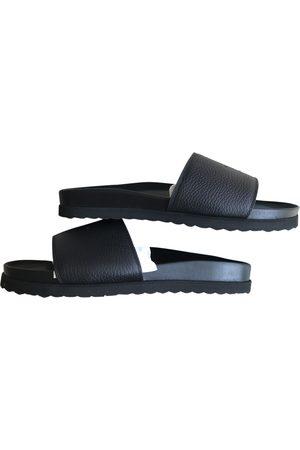 BUSCEMI Leather Sandals