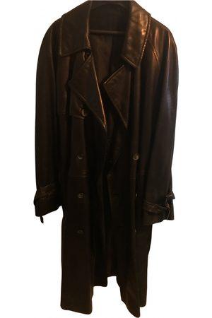 Dior Leather Coats