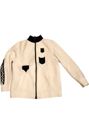 Karl Lagerfeld Synthetic Leather Jackets