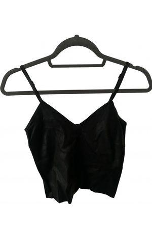 SPRWMN Leather camisole
