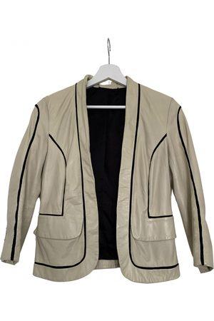 Diane Von Furstenberg Women Leather Jackets - Leather jacket