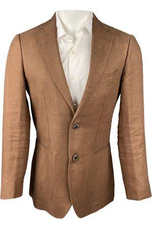 AUTRE MARQUE Men Suits - Linen suit
